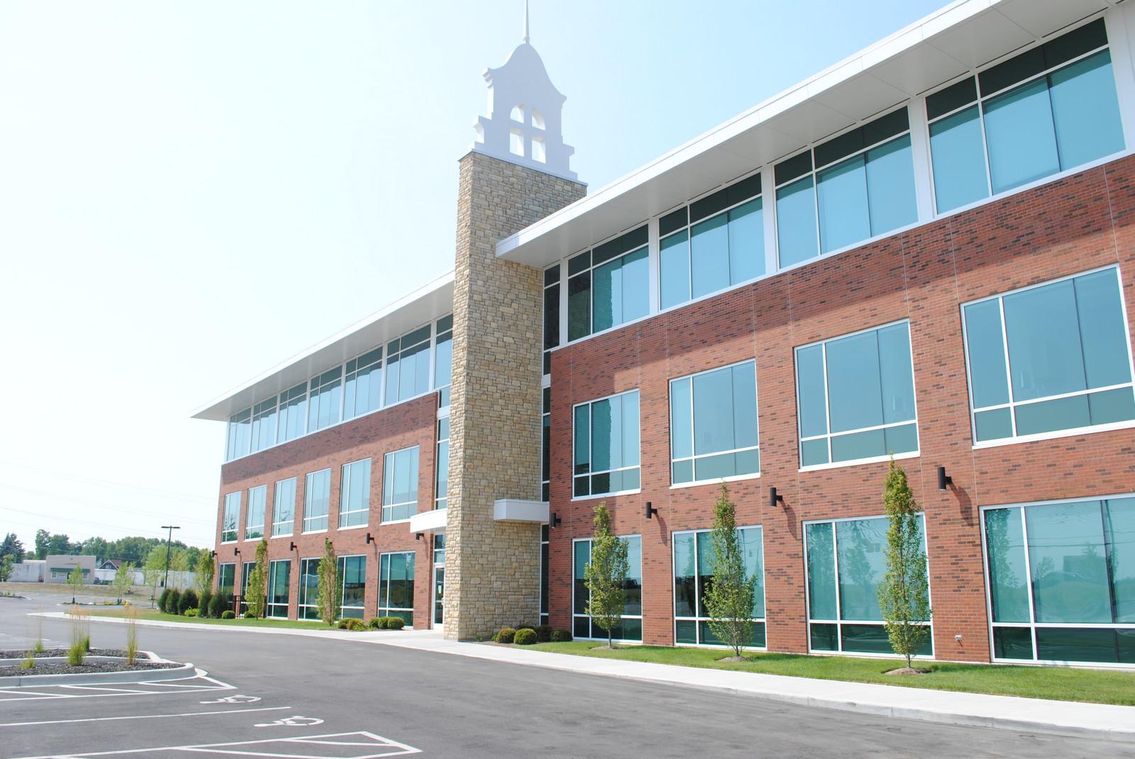 Christ Hospital Medical Office Building Parking