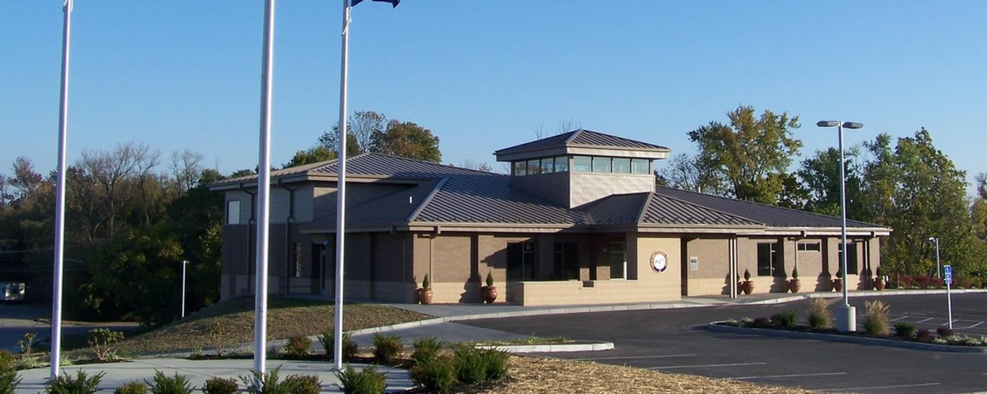 Building view of Highland Heights Municipal Building