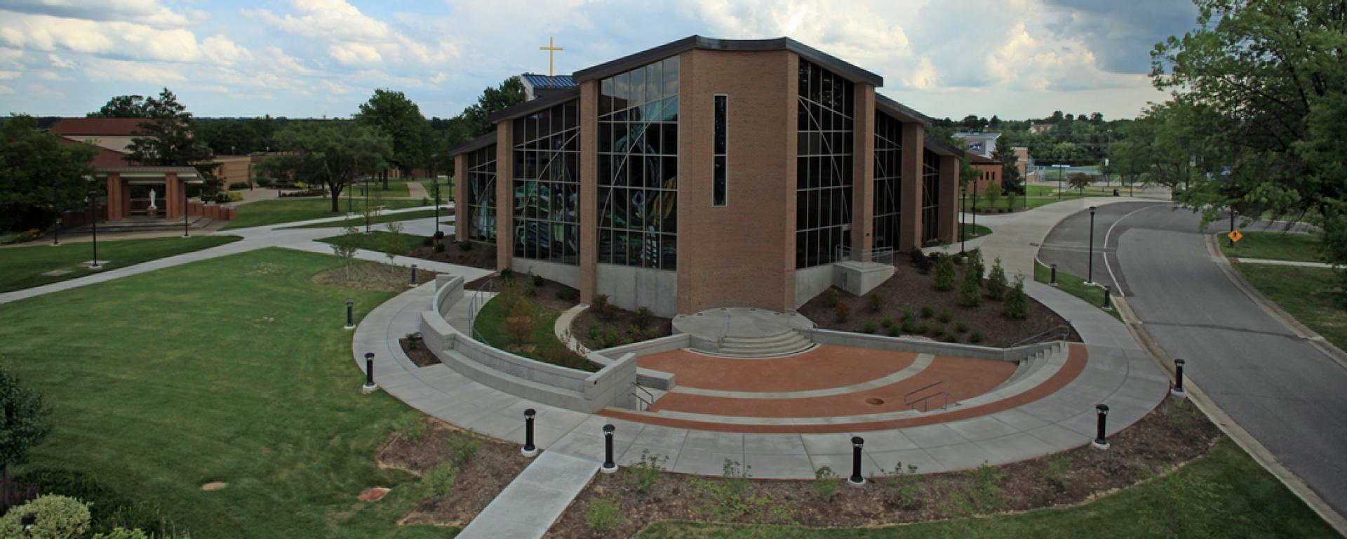 Thomas More University Chapel