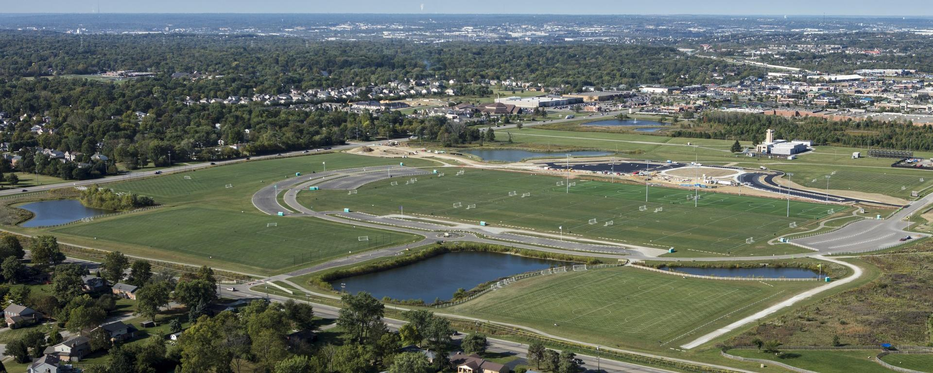 Voice of America Athletic Fields