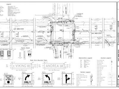 Tylersville road preliminary engineering bayer becker for Becker study plan